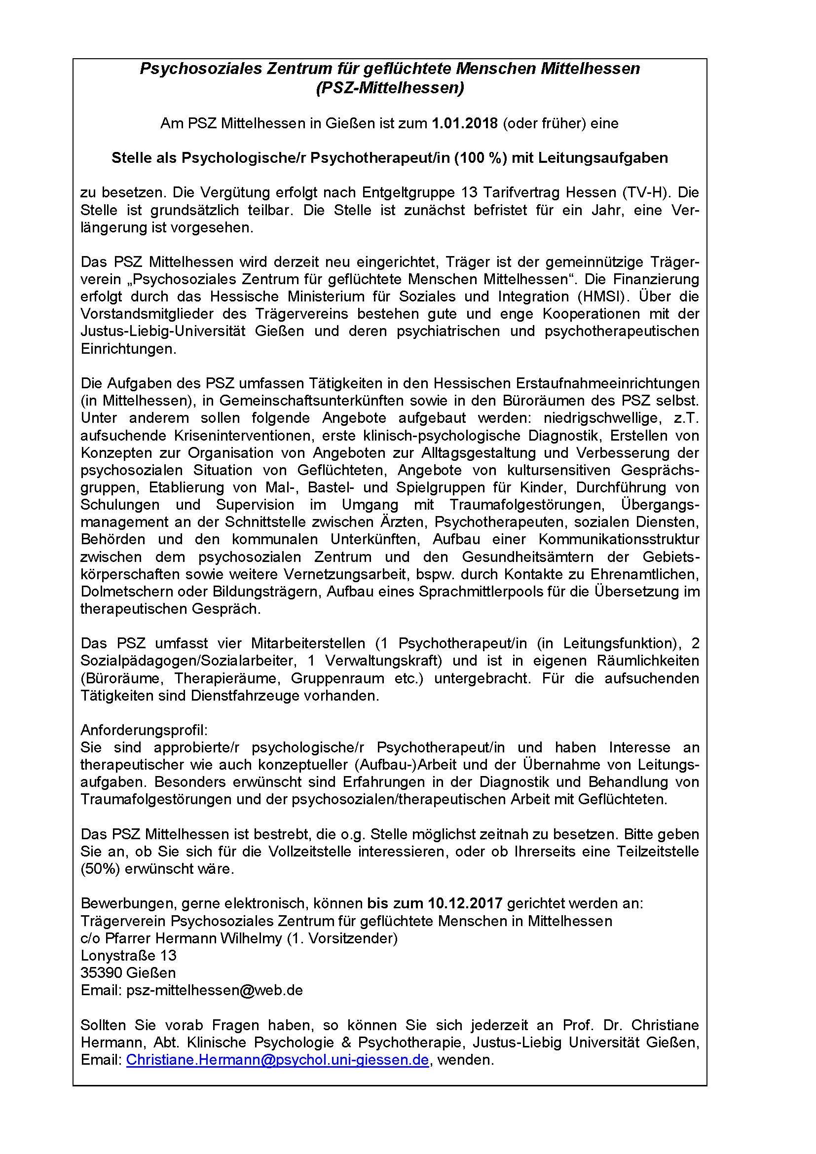 Charmant Ministerium Jobbeschreibung Vorlage Bilder - Entry Level ...
