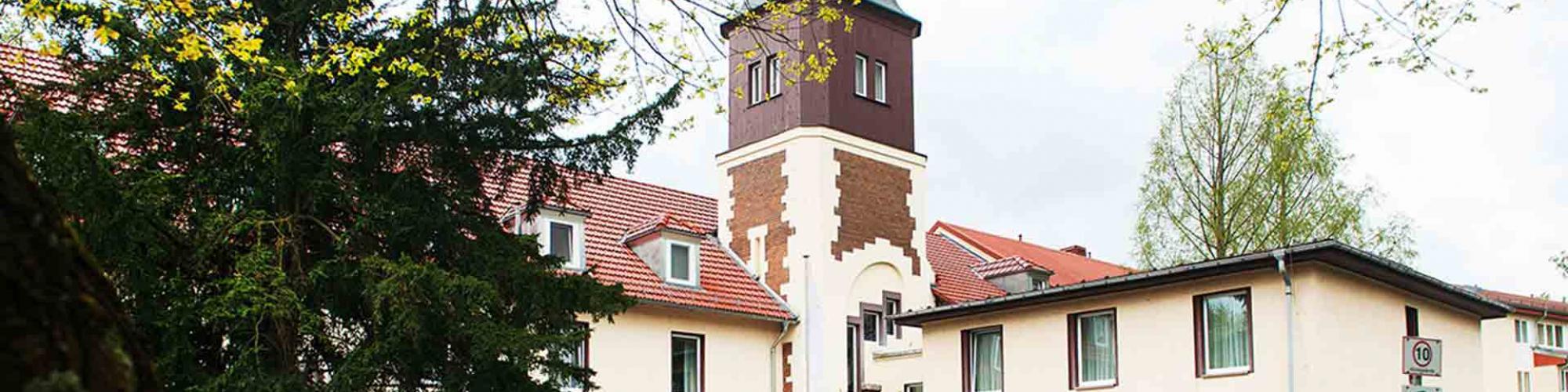 MEDIAN Psychotherapeutische Klinik Bad Liebenwerda