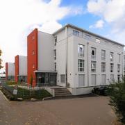 Gebäude der Fachklinik in zentraler Hamburger Lage