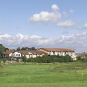Lage Klinik Schweriner See