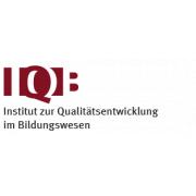 Wissenschaftliche/r Mitarbeiter/in (Doktorand*in), 50% im Bereich Bildungsforschung (IQB) job image