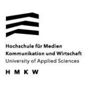 HMKW, Campus Köln - Hochschule für Medien, Kommunikation &  logo image